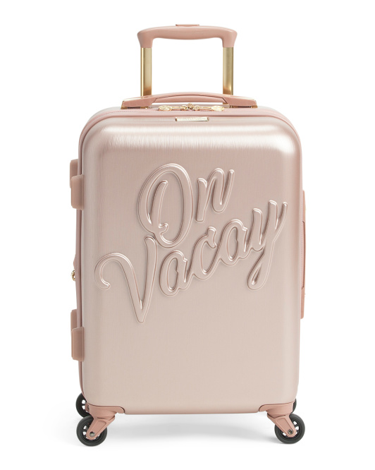 21in On Vacay Spinner Hardside Carry-on