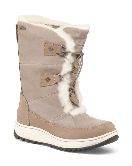Insulated Cold Weather Boots