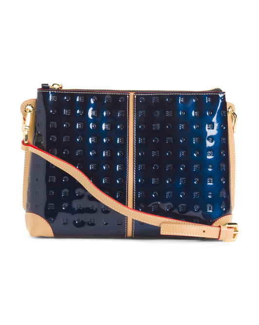Made In Italy Patent Leather Bag