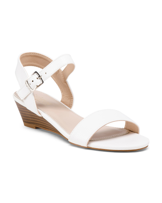 One Band Ankle Sandals