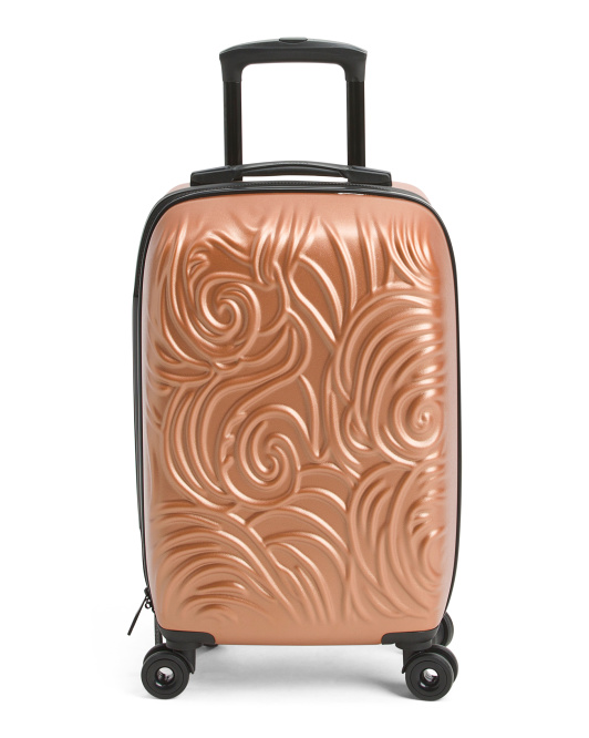 20in Swirl Hardside Spinner Carry-on