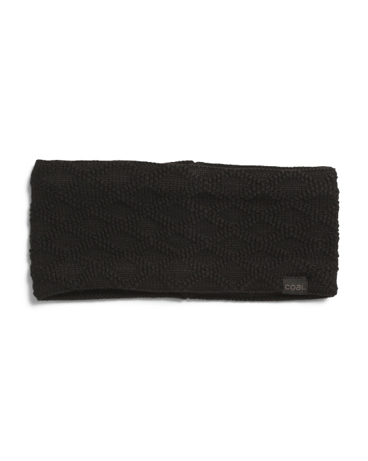 Ellis Merino Wool Headband
