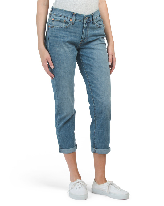 New Boyfriend Oceans Away Jeans