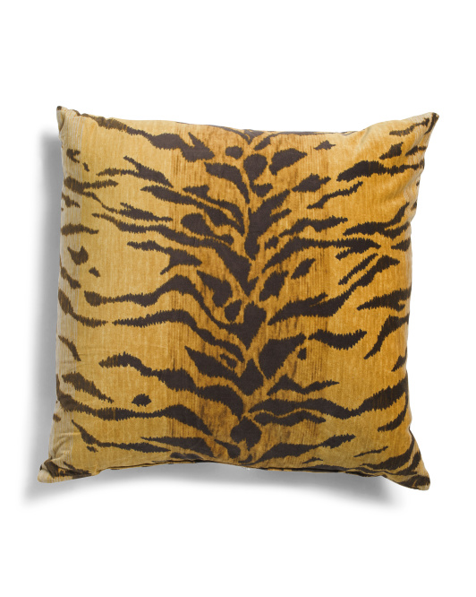 Made In Usa 24x24 Animal Pattern Pillow