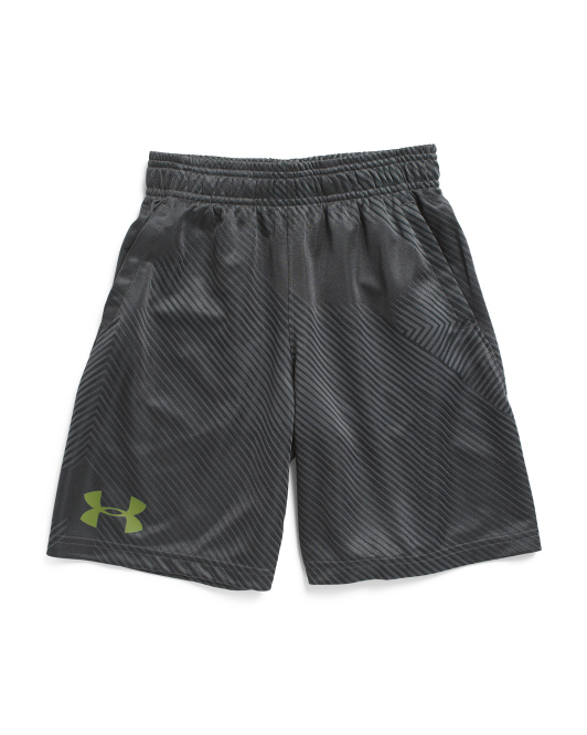 Big Boys Velocity Jacquard Shorts