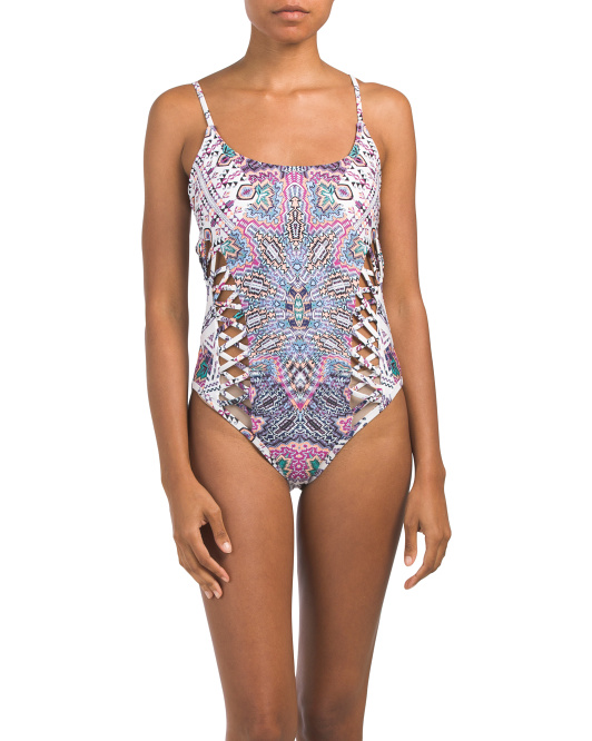 Ciao Bella Scoop One-piece Swimsuit