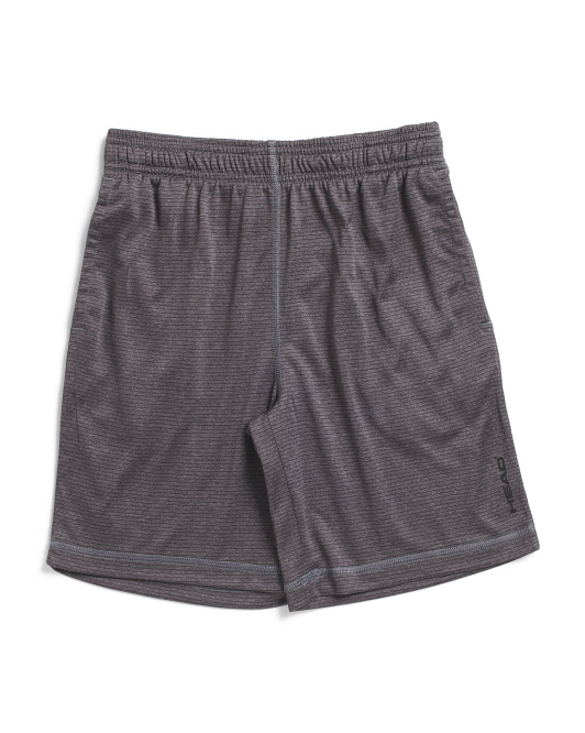Big Boys Vault Active Shorts