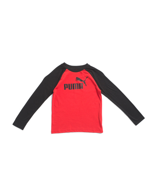 Little Boys Long Sleeve Tee