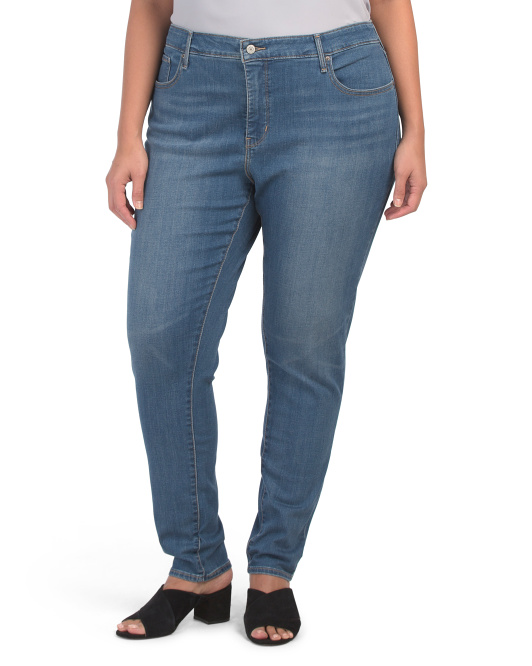 Plus 310 Shaping Skinny Piper Jeans