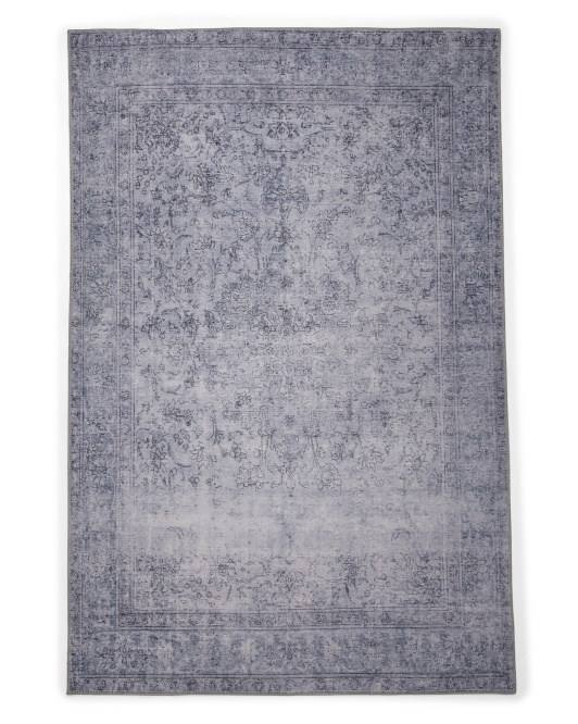 Made In Turkey 5x7 Flatweave Area Rug
