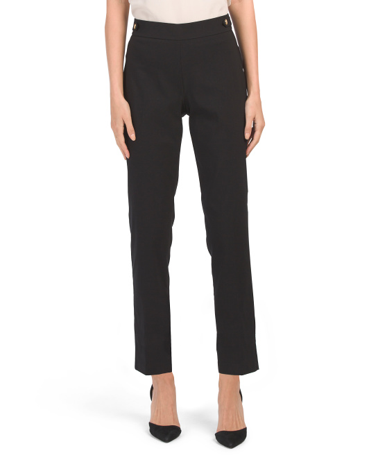 Petite Super Stretch Pull On Pants