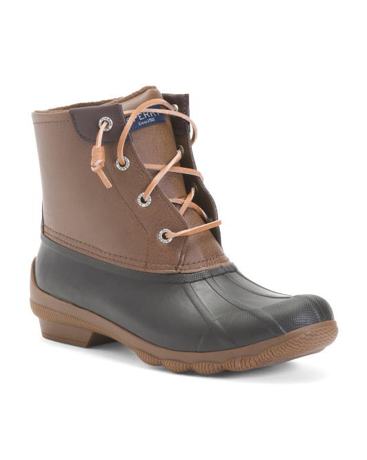 Waterproof All Weather Duck Boots