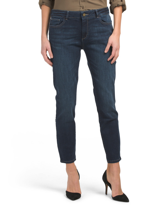 Margaux Mid-rise Instasculpt Skinny Jeans