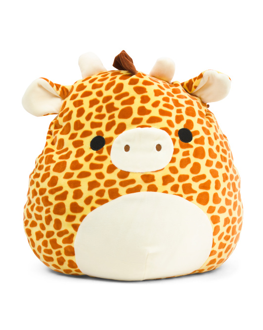 16in Gary The Giraffe Plush