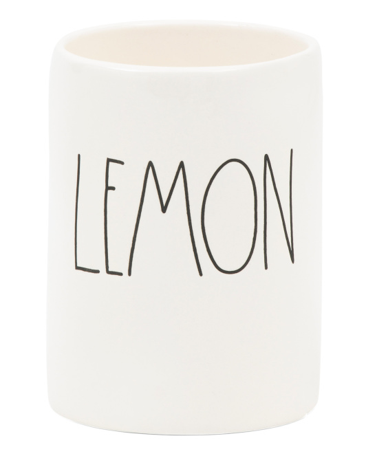 11.4oz Lemon Candle