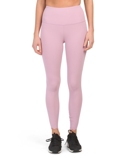 Interlink Hi Waist Ankle Leggings