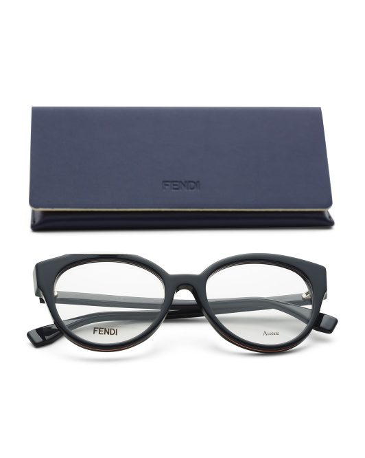 Made In Italy 51mm Designer Optical Glasses