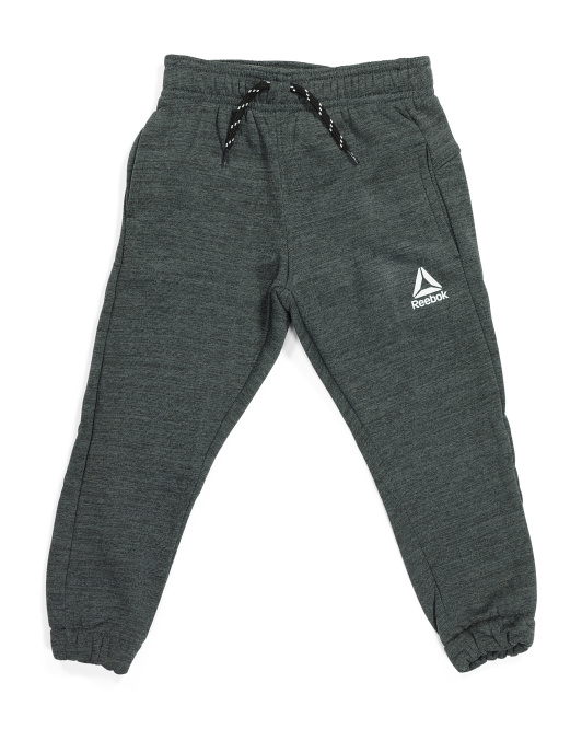 Little Boy Fleece Joggers