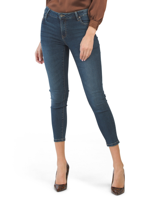 Juniors Ankle Skinny Jeans