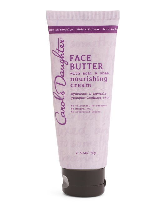 2.5oz Nourishing Face Butter