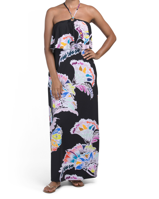 Seychelles Cover-up Maxi Dress