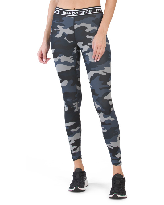 Camo Accelerate Leggings