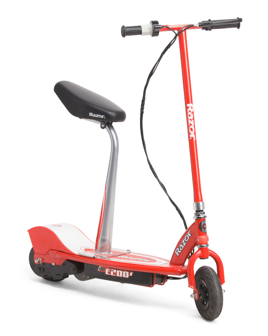 E200s Seated Electric Scooter