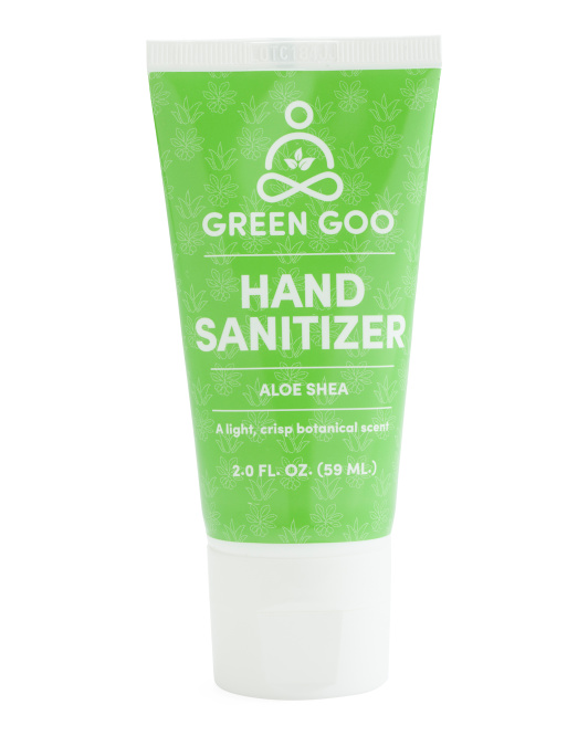 2oz Aloe Gel Hand Sanitizer Tube