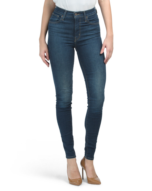 Juniors Mile High Super Skinny On The House Jeans