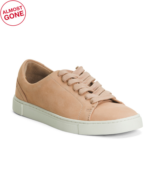 Leather Sport Casual Sneakers