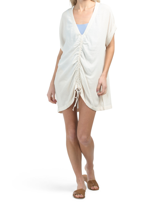 Janel Cover-up Tunic