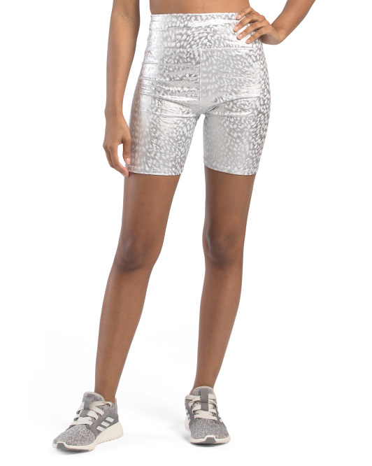 Foil Cheetah Python Bike Shorts
