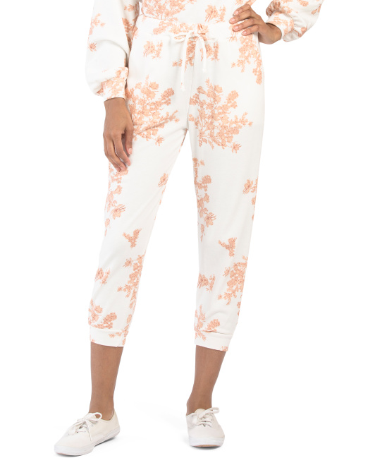 Colette Cropped Joggers