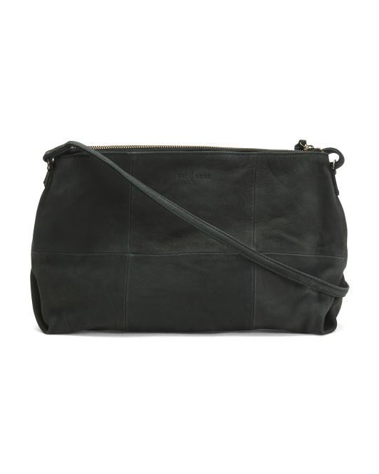 Leather Molly Crossbody