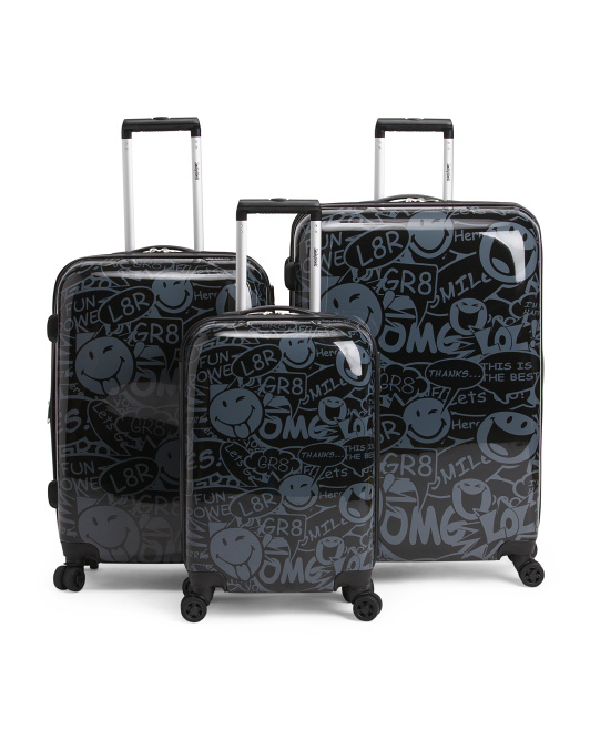 Stealth Luggage Collection
