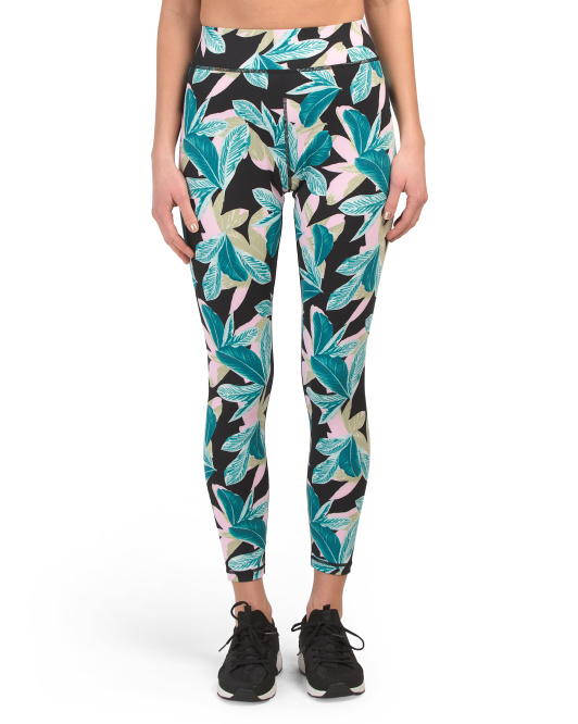 Offset Palms Brand Legging Collection