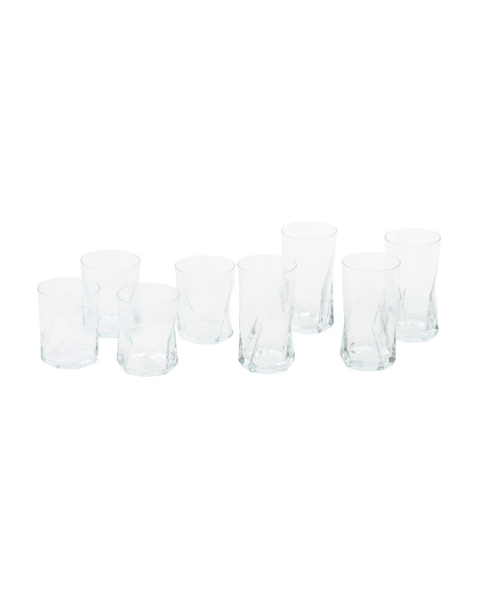 Cassiopea Glasses Collection