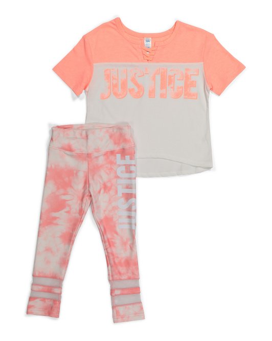 Girls Active Tie Dye Collection