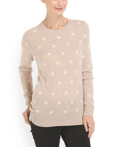 image of Cashmere Pullover Sweater