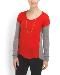 image of The Impartial Cashmere Sweater