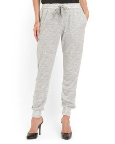 image of Supima Cotton Drawstring Pant