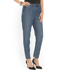 image of Slim Fit Ankle Cut Pant