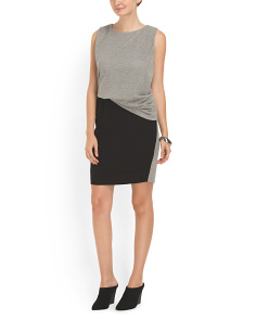 image of Mesh Top Marissa Dress