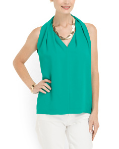 image of Reagan Sleeveless Blouse