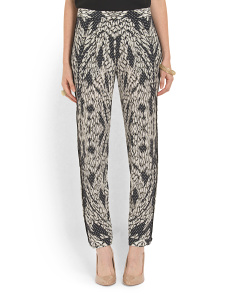 image of Silk Madison Pant