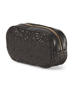 image of Anais Glitter Cosmetic Case