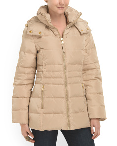 image of Mid Length Down Coat