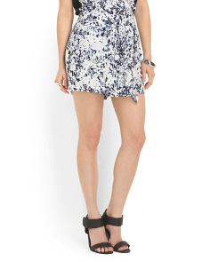 image of Salsa Side Draped Skort