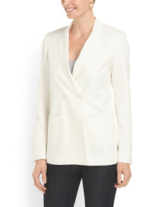 image of Silk Jannison Selection Blazer