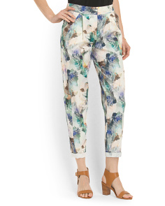 image of Watercolor Relaxed Pant